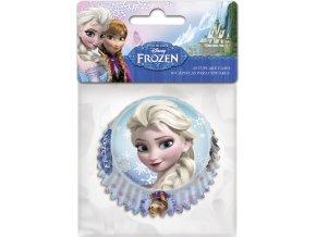 Krásné cukrářské košíčky - Frozen - Ledové království - 60ks