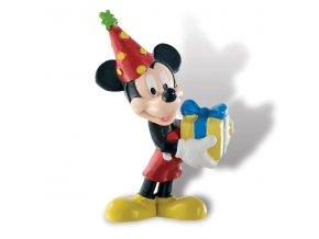 dekoracni figurka disney figure mickey mouse gratulant