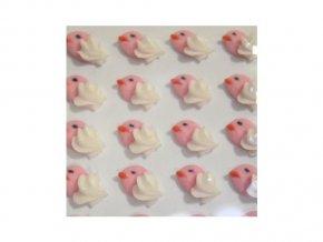 Cukrové ozdoby - ptáčci