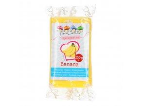 fc96100 funcakes flavoured fondant banana
