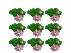 cukrova vanocni dekorace platicko 11