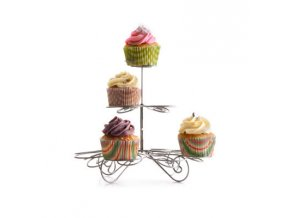 Stojan na cupcakes malý
