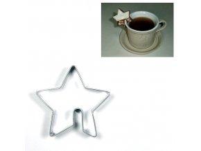 0230 Hvezda na hrnek F