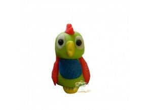 prilezitostna postavicka papousek