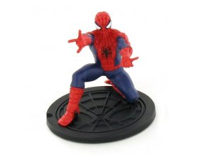 dekoracni figurka spiderman agachado