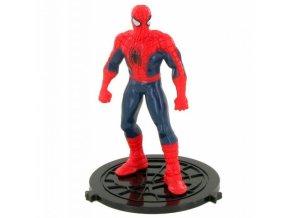 Postavička na dort od MARVEL: Spiderman Agachado - stojící