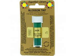 sugarflair colours jade blossom tint dusting colour 7ml vial p1799 7332 image