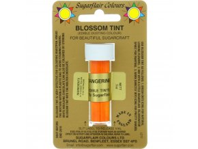 sugarflair colours tangerine blossom tint dusting colour 7ml vial p1779 7213 image