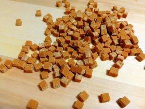 Karamelové kostky 6 mm, 100 g