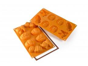 Silikonová forma na pečení – Halloween
