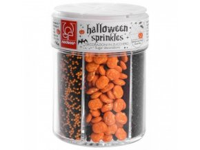 assortiment decorations en sucre halloween