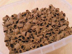 Čokoládové hoblinky, mléčné 150g