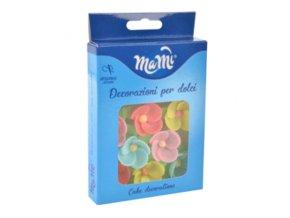 Květy z jedlého papíru (8ks)
