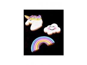decora vykrajovatka unicorn oblacek