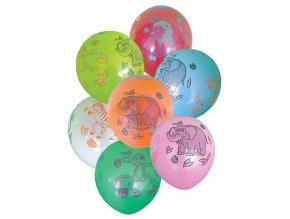 Sada balónků SAFARI
