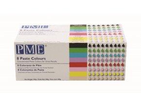 pme paste colours set8