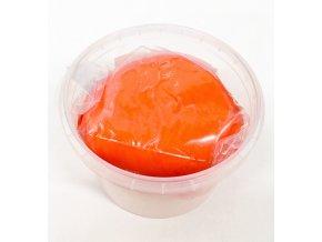 plasticka cokolada oranzova 250 g