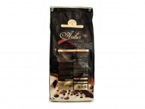 Báječná tmavá čokoláda ARIBA DARK 72% DIAMONDS 1kg