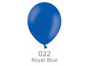 Balónky 5 ks pastelové - tmavě modré