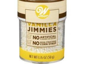 Sypání Wilton - vanilkové tyčinky 50g