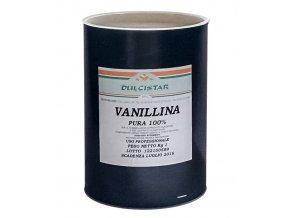 1124 aroma v prasku vanilin 100 1 kg doza