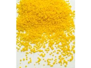 3065 aromatizovany cukrovy posyp zluty citron 1 kg sacek