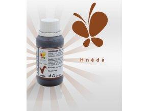 3773 barva tekuta do tuku a cokolad airbrush af hneda 50 ml lahvicka