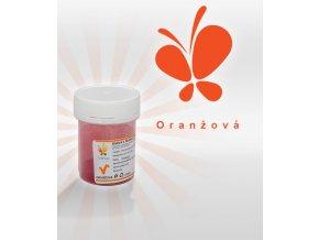 3911 barva v prasku extra koncentrovana oranzova 5 g kelimek