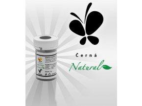 3698 barva v prasku natural line prirodni cerna 5 g kelimek