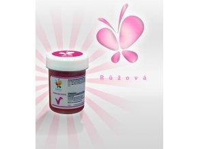 3962 barva v prasku perletova af ruzova 5 g kelimek