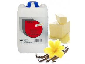 1133 butter vanille aroma 2 5 kg doza