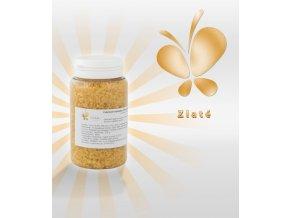 3158 cukrove krystalky stredni zlate 150 g doza