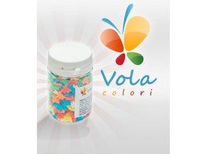 3230 cukrove maslicky 3d 9mm barevne 40 g doza
