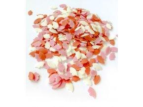 3287 cukrove pusinky soft cerveno ruzovo bile 1 kg sacek