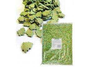3620 cukrove stromecky 10mm zeleno zlate 1 kg sacek