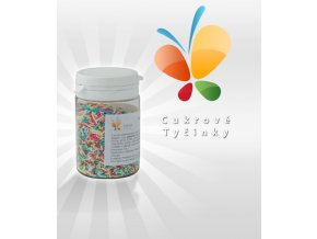 3302 cukrove tycinky barevne 50 g doza
