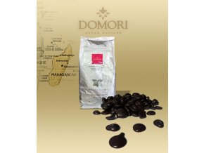 2432 cokolada domori sambirano madagaskar 72 horka pecky 1 kg sacek