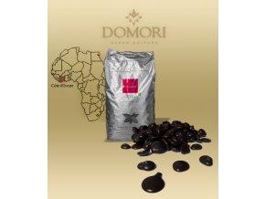 2450 cokolada domori vidama pobrezi slonoviny 60 horka pecky 5 kg pytel