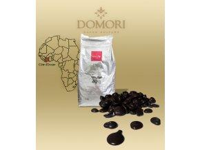 2456 cokolada domori vidama pobrezi slonoviny 66 horka pecky 5 kg pytel