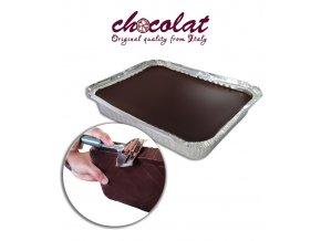 2468 cokolada horka blend ecuador ghana 62 blok 1 kg blok