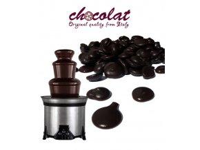 2477 cokolada horka blend ecuador ghana i do fontan 62 42 pecky 5 kg sacek alu