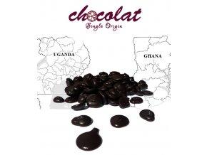 2480 cokolada horka blend uganda ghana 80 pecky 1 kg sacek alu