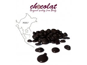 2507 cokolada horka single origin peru 73 pecky 1 kg sacek alu