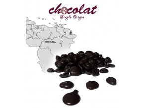 2531 cokolada horka single origin venezuela 74 pecky 1 kg sacek alu
