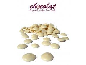 2249 cokolada chocolat bila 34 universo pecky 5 kg sacek alu