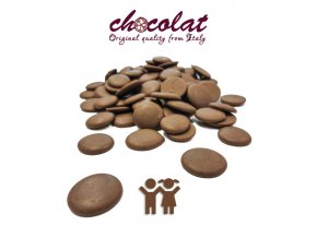 2537 cokolada mlecna extra children i do fontan 36 38 pecky 1 kg sacek alu
