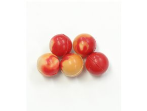 2861 cokoladove koule mars prum 2 5cm cerveno oranzove 126 ks bal 391g
