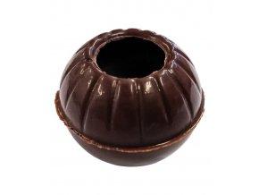 2891 cokoladove truffle k plneni 2 5cm horke 504 ks bal 1563g
