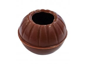2894 cokoladove truffle k plneni 2 5cm mlecne 504 ks bal 1563g