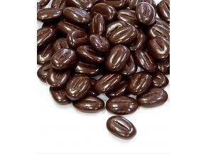 2936 cokoladovo kavova zrna v 1 8cm 1 1 kg doza